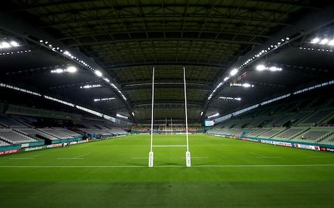 The roof is closed to keep the weather out - Credit: getty images