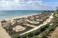 After two ruined seasons in a row, tourism operators in Tunisia and Morocco are licking their wounds and hoping the lifting of travel restrictions will spell better days (AFP/ANIS MILI)
