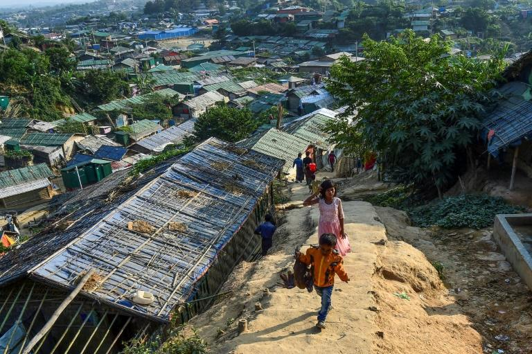 Bangladesh is home to huge numbers of the persecuted and stateless Rohingya Muslim minority