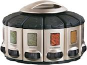 <p>This <span>KitchenArt Select-A-Spice Auto-Measure Carousel</span> ($34) is a total game changer.</p>