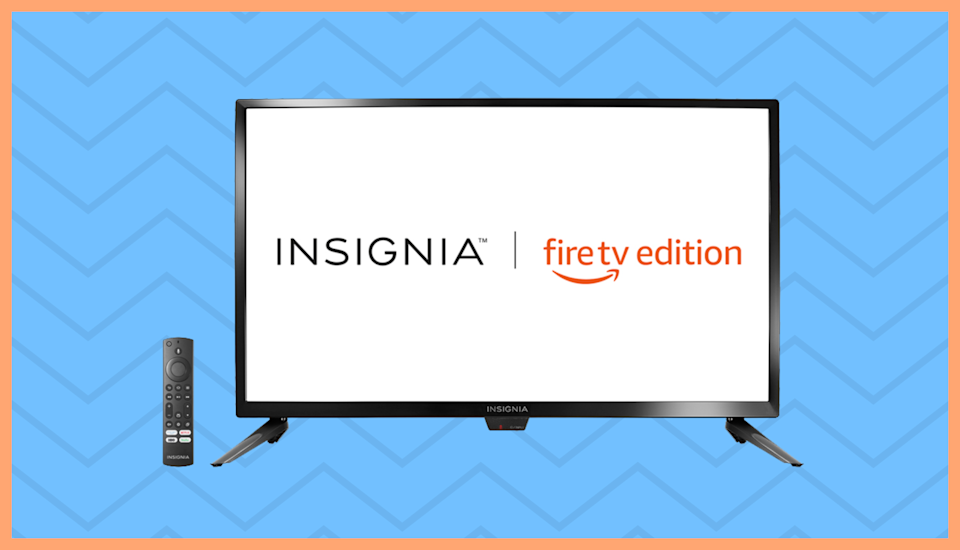 Save 60 bucks on this Insignia 39-inch 4K TV—Fire TV Edition. (Photo: Amazon)