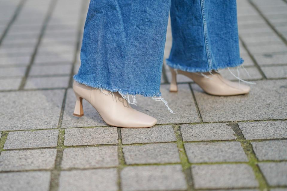 How to Fray Jeans