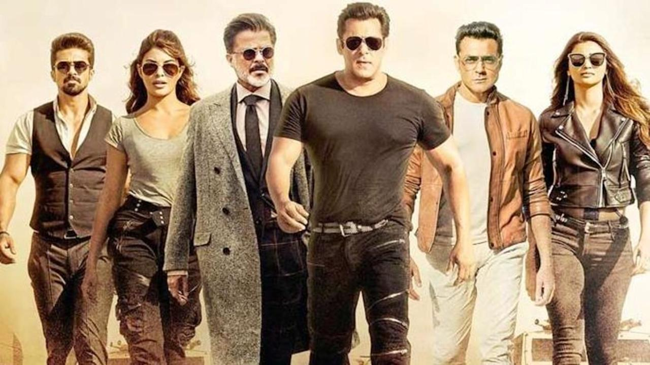 <p>Meet the cast of 'Race 3'. </p>