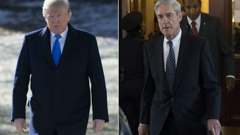 Mueller report summary says Trump campaign did not 'conspire or coordinate' with Russia
