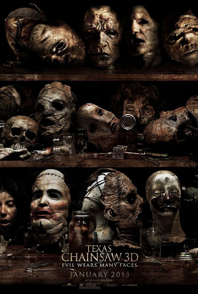"Lionsgate ""Texas Chainsaw 3D"" - 2013"