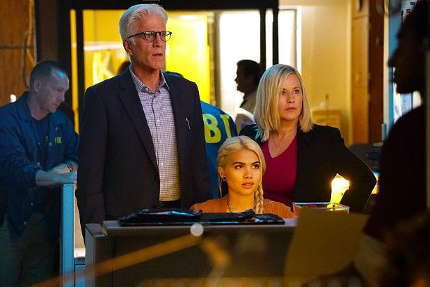 Ted Danson to Exit 'CSI: Cyber' After 1 Season