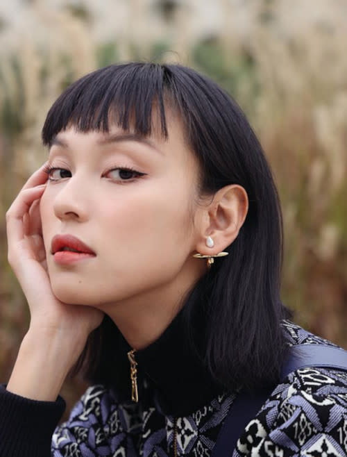 Rumour has it that Louise Wong plays Anita Mui in the movie