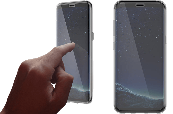 wholesale dealer 58d61 61b50 Keep your Galaxy S8 and S8 Plus crystal-clear and smudge-free with a ...