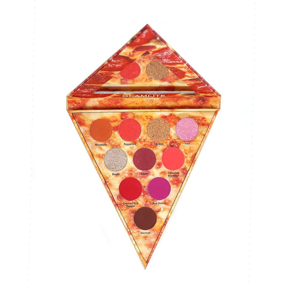 "<p>glamlite.com</p><p><strong>$2020.00</strong></p><p><a href=""https://glamlite.com/collections/eyeshadow-palettes/products/pizza-slice-meat-lovers-pre-order"" rel=""nofollow noopener"" target=""_blank"" data-ylk=""slk:Shop Now"" class=""link rapid-noclick-resp"">Shop Now</a></p><p>Giselle Hernandez launched Glam Lite with the maxim that beauty isn't one size fits all. After years of being bullied for her weight, Giselle, who moved to New York from the Dominican Republic, decided enough was enough. She was sick of being reminded that she didn't fit the traditional beauty standard, so in January 2018, she invested her life savings into the viral Pizza Palette. Years later, her shimmery and vibrant eyeshadow palettes—which have expanded to burgers and cake—are still selling out. </p>"