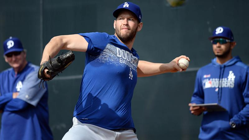 Dodgers ace Clayton Kershaw shut down indefinitely due to unknown arm issue