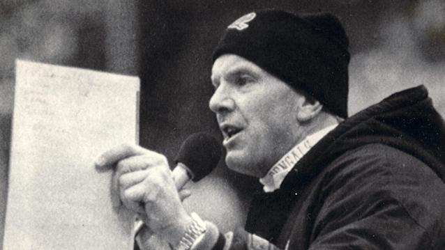 From 30 years ago, remembering Sam Wyche's 'You don't live in Cleveland' speech