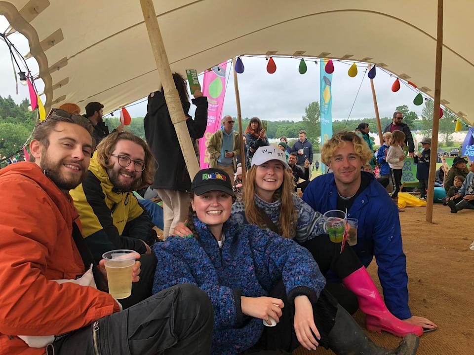 'Festivals have value which stretches way beyond the individual experience' (Adam Bloodworth)