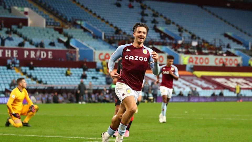 Grealish | Marc Atkins/Getty Images