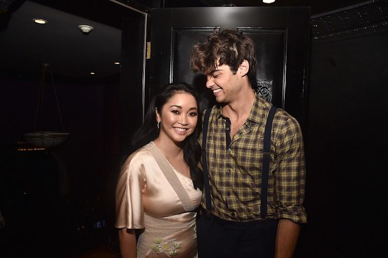 Lana Condor clarified her relationship with Noah Centineo, and this all sounds very Lady Gaga and Bradley Cooper