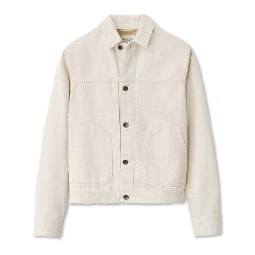 """<p><a class=""""link rapid-noclick-resp"""" href=""""https://go.redirectingat.com?id=127X1599956&url=https%3A%2F%2Fwww.rag-bone.com%2Fmens%2Fnew-arrivals%2Fhemp-blend-broken-twill-shop-jacket-MED21P1420G9NA.html%3Fcgid%3Dmens-new-arrivals%26categoryfrom%3Dmen%23sz%3D96%26start%3D5&sref=https%3A%2F%2Fwww.esquire.com%2Fuk%2Fstyle%2Ffashion%2Fg9971%2Fcool-clothes-for-men%2F"""" rel=""""nofollow noopener"""" target=""""_blank"""" data-ylk=""""slk:SHOP"""">SHOP</a></p><p>Hemp is naturally pest resistant. It uses a third of the amount of water regular fabrics require. That makes it good for the planet, and good for your Rag & Bone shop jacket: a wear everywhere essential that's breathable and also just really nice to look at.<br></p><p>£295; <a href=""""https://go.redirectingat.com?id=127X1599956&url=https%3A%2F%2Fwww.rag-bone.com%2Fmens%2Fnew-arrivals%2Fhemp-blend-broken-twill-shop-jacket-MED21P1420G9NA.html%3Fcgid%3Dmens-new-arrivals%26categoryfrom%3Dmen%23sz%3D96%26start%3D5&sref=https%3A%2F%2Fwww.esquire.com%2Fuk%2Fstyle%2Ffashion%2Fg9971%2Fcool-clothes-for-men%2F"""" rel=""""nofollow noopener"""" target=""""_blank"""" data-ylk=""""slk:rag-bone.com"""" class=""""link rapid-noclick-resp"""">rag-bone.com</a></p>"""