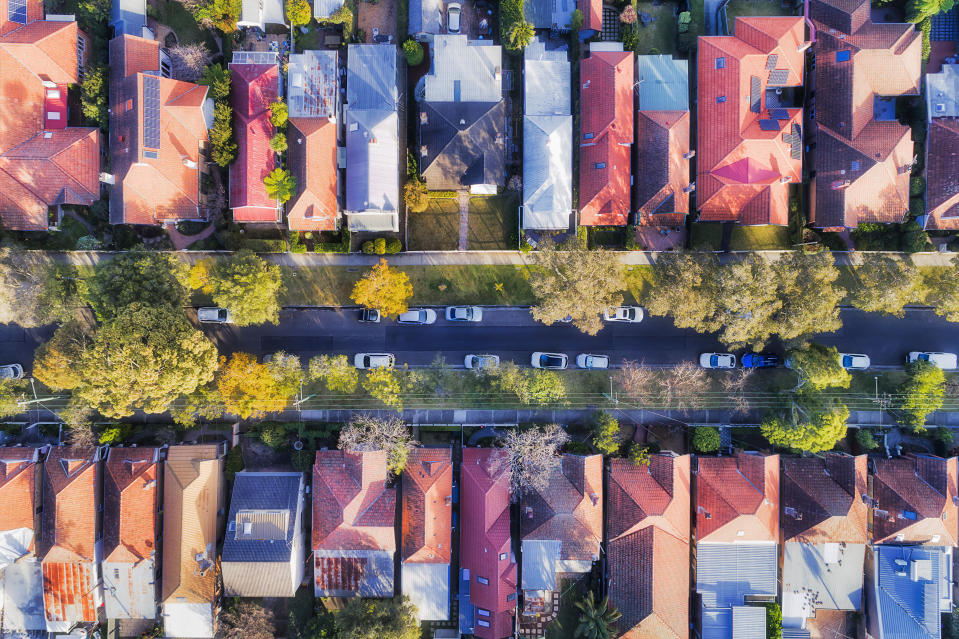 Why FOMO is driving Australia's property market. Source: Getty