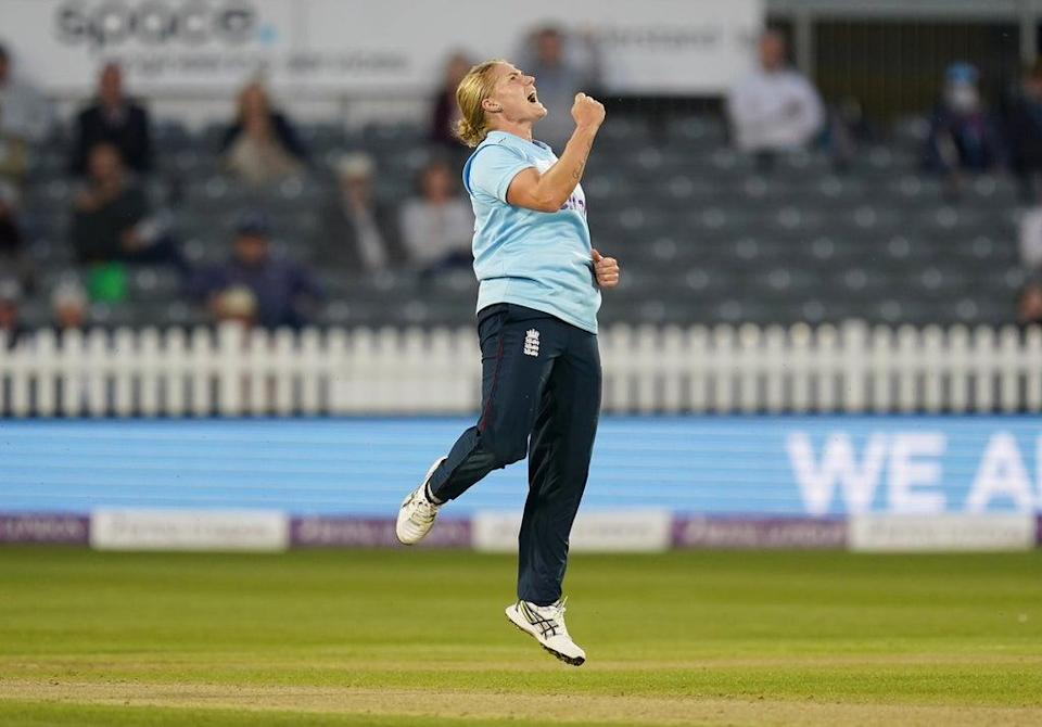 Katherine Brunt hailed the impact of captain Heather Knight (David Davies/PA) (PA Wire)