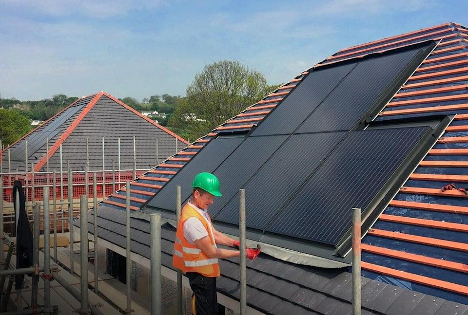 Marley works within the roofing industry (Marley)