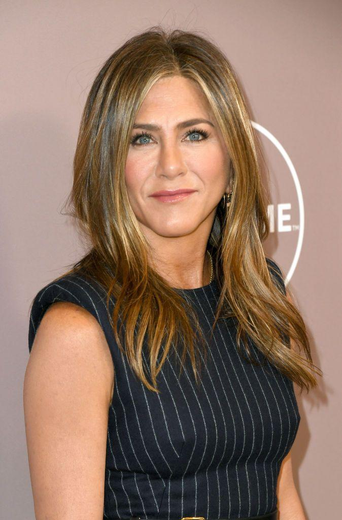 """<p><strong>Nickname: </strong>Mamma</p><p>""""We call each other Mamma,"""" Jennifer's makeup artist Angela Levin told <a href=""""https://www.hellomagazine.com/celebrities/20201113100722/jennifer-aniston-nickname-friends-angela-levin-makeup-artist/"""" rel=""""nofollow noopener"""" target=""""_blank"""" data-ylk=""""slk:Hello"""" class=""""link rapid-noclick-resp"""">Hello</a>. """"Not just us two but all the amazing women around her do. And in a sense that sums it up - we are hers and she is part of our hearts forever. Truly unique and one of a kind.""""</p>"""