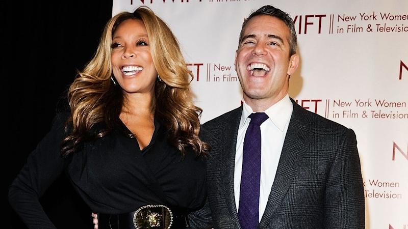 Andy Cohen Appears on 'The Wendy Williams Show' for the First Time in 6 Years, Calls Out Kevin Hunter
