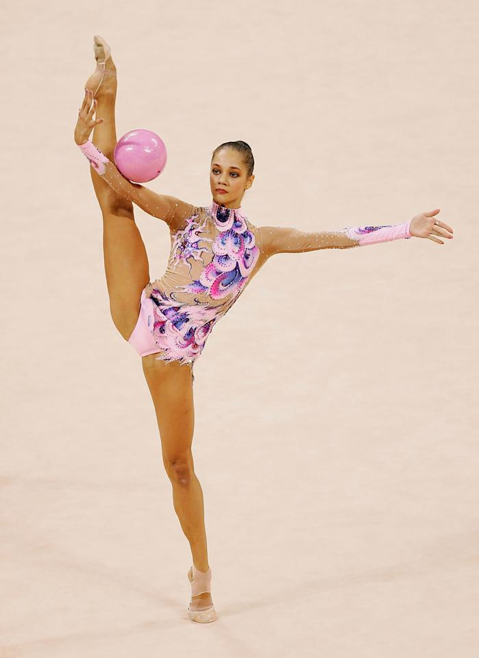 Nude rhythmic gymnast Nude Photos 89