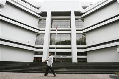 Ex-principal of Maris Stella High charged for misappropriating funds. (AP Photo)