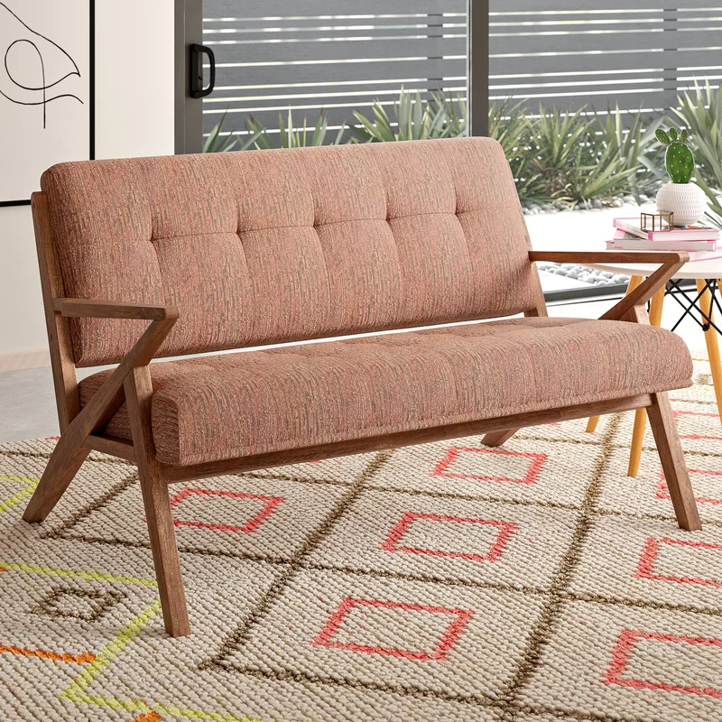 """<h2>21% Off Wade Logan Square Arm Loveseat</h2><br><strong>564 reviews and 4.7 out of 5 stars</strong><br>""""This loveseat was perfect for my very small<br> apartment space. It comfortably fit about 2 adults and was plenty large enough for me to lounge around on. It was also a very nice aesthetic design and I got lots of compliments on it. The one caveat I will make is that it's very very firm. It's not a fluffy, lounging couch, and you obviously can't stretch out on it, so just keep that in mind. It was perfect for me and would be excellent for an office or waiting rooms or the like. It was also very durable and stood up to two years of pets and heavy use. It was quick and very easy to put together by myself."""" <em>– Wayfair Reviewer</em><br><br><em>Shop <strong><a href=""""https://www.wayfair.com/furniture/pdp/wade-logan-5375-square-arm-loveseat-w004928336.html"""" rel=""""nofollow noopener"""" target=""""_blank"""" data-ylk=""""slk:Wayfair"""" class=""""link rapid-noclick-resp"""">Wayfair</a></strong></em><br><br><strong>Wade Logan</strong> 53.75"""" Square Arm Loveseat, $, available at <a href=""""https://go.skimresources.com/?id=30283X879131&url=https%3A%2F%2Fwww.wayfair.com%2Ffurniture%2Fpdp%2Fwade-logan-5375-square-arm-loveseat-w004928336.html"""" rel=""""nofollow noopener"""" target=""""_blank"""" data-ylk=""""slk:Wayfair"""" class=""""link rapid-noclick-resp"""">Wayfair</a>"""