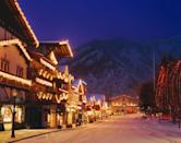 <p>With Christmas lights lining these snowy streets from Thanksgiving until Valentine's Day, you can feel like you've stepped into a Bavarian village all winter long. Take sleigh rides, go dogsledding or, if you've got the extreme sports bug, try ice climbing and backcountry skiing.</p>