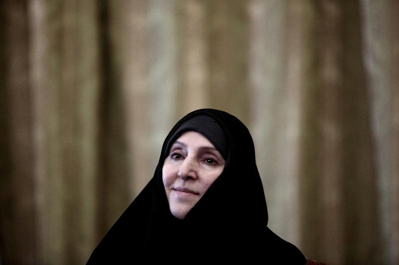 Marzieh Afkham has been appointed as Iran's first woman ambassador since the 1979 Islamic revolution, heading its embassy in Malaysia