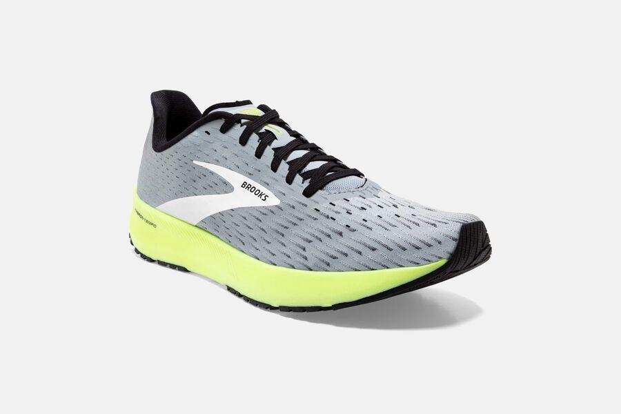 """<p><strong>brooks</strong></p><p>brooksrunning.com</p><p><strong>$150.00</strong></p><p><a href=""""https://go.redirectingat.com?id=74968X1596630&url=https%3A%2F%2Fwww.brooksrunning.com%2Fen_us%2Fhyperion-tempo-mens-running-shoes%2F110339.html&sref=https%3A%2F%2Fwww.runnersworld.com%2Fgear%2Fg36113102%2Frunning-essentials%2F"""" rel=""""nofollow noopener"""" target=""""_blank"""" data-ylk=""""slk:Shop Now"""" class=""""link rapid-noclick-resp"""">Shop Now</a></p><p>There are so many shoes out there and it's important to find what's best for you, but Brooks is hard to beat. It's really about how the shoe feels when it comes to support for those long miles over rather than color or brand name. The Hyperion Tempo uses DNA FLASH in the midsole, which adapts to your own stride to offer a more efficient run. <em>[<a href=""""https://www.runnersworld.com/gear/a33632825/brooks-hyperion-tempo-review/"""" rel=""""nofollow noopener"""" target=""""_blank"""" data-ylk=""""slk:Read our full review"""" class=""""link rapid-noclick-resp"""">Read our full review</a>.]</em></p>"""