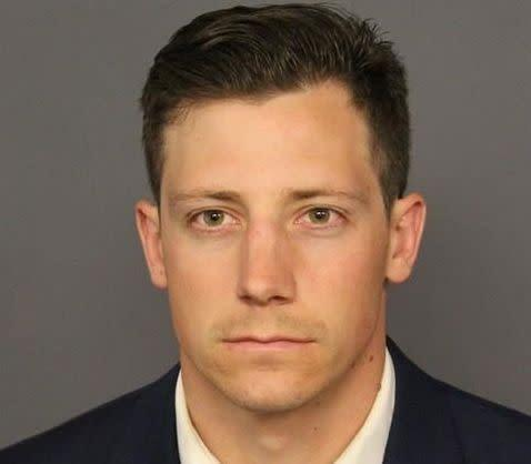 Chase Bishop's booking photo. (Photo: Denver District Attorneys Office)
