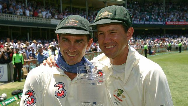 In the 1999-2000 series, Justin Langer and Ricky Ponting wore the Indian bowlers out