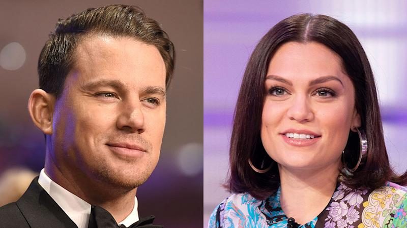 Channing Tatum & Jessie J Are Low-Key Back Together 1 Month After Their Breakup