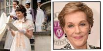 <p><strong>Who is Julie Andrews?</strong></p><p>Guys, come on!</p><p><strong>Have I seen her before?</strong></p><p>Where do we start? Well some of Dame Julie Andrews most famous roles were filmed in the 1960s with Mary Poppins, The Sound of Music and Thoroughly Modern Millie.</p><p>Since then, her iconic work has continued with Victor/Victoria, That's Life, Star, The Princess Diaries (as the Queen of Genovia) not forgetting her voice parts in Shrek 2 and Despicable Me.</p>