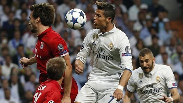 Bayern Munich, Real Madrid have played each other in semis 7 times, with Bayern winning four out of previous six