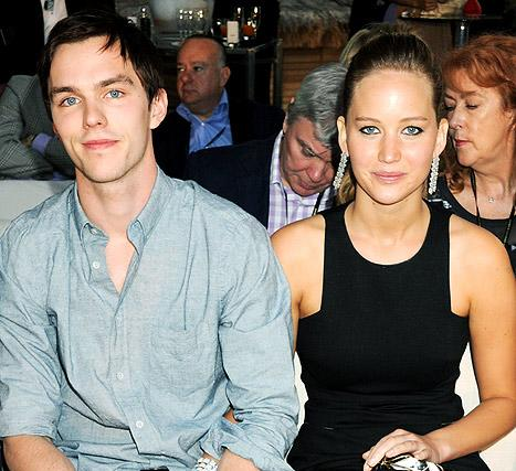 """Jennifer Lawrence's Ex Nicholas Hoult: I'm """"Very Proud"""" of Her"""
