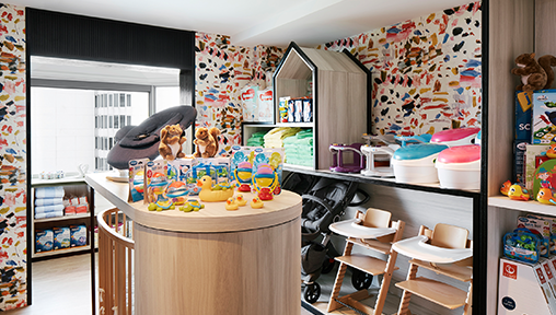 Play and Stay! The Shangri-La Hotel, Singapore Takes Family Staycations to the Next Level