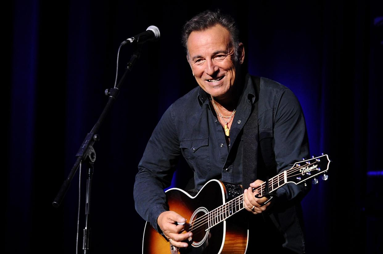 Happy birthday, Bruce! (Photo: Getty Images)
