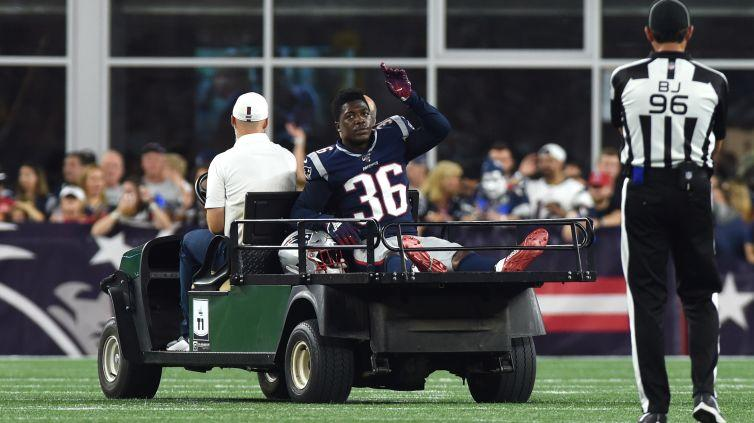 Patriots hit hard by injuries during preseason win vs. Panthers