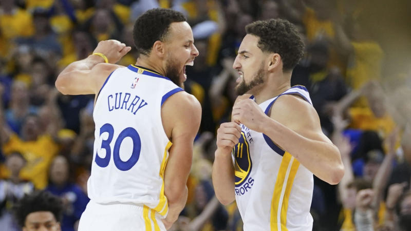 Why this ESPN analyst thinks Warriors could be 'terrifying' next year