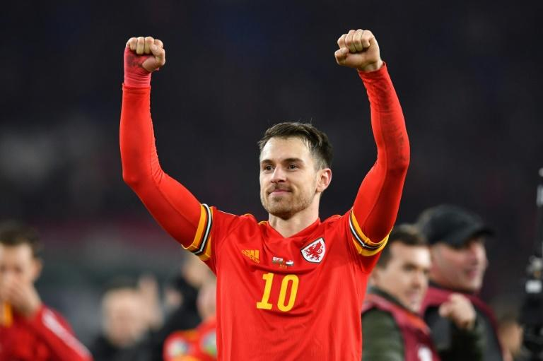 Aaron Ramsey shot Wales into Euro 2020 with a final day win over Hungary