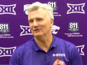 KSO VIDEO: Weber on Team USA, injuries, recruiting