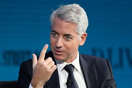 Ackman's Pershing Square exited ADP and United Tech investments: source