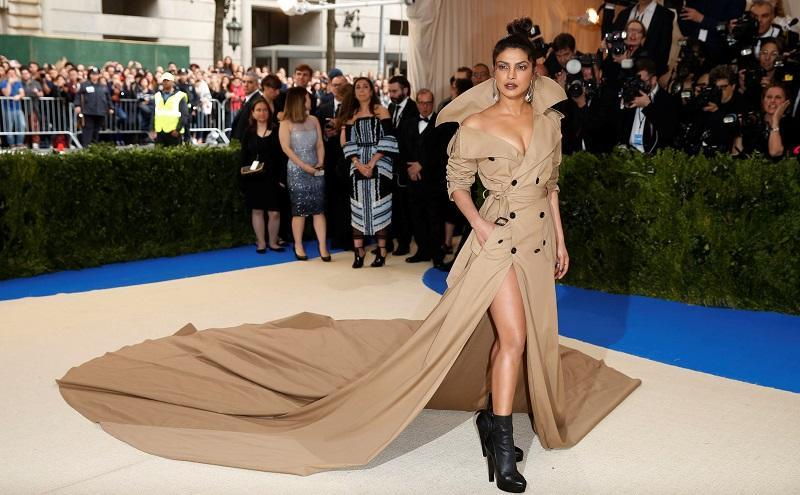 Indian actress Priyanka Chopra is among the personalities who will front the Victoria's Secret brand. — Reuters file pic