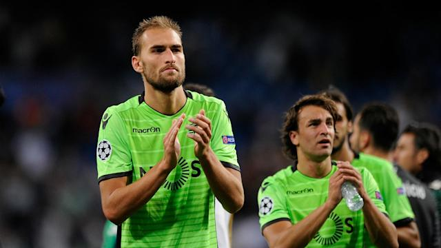 Bas Dost and Lionel Messi lead the race for the Golden Shoe with 54 points each following the Dutchman's hat-trick on Saturday.