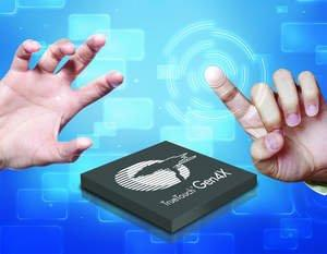 Cypress Adds Support for Single-Layer Sensors and Gloved-Finger Tracking to TrueTouch Gen4X Touchscreen Controller Family