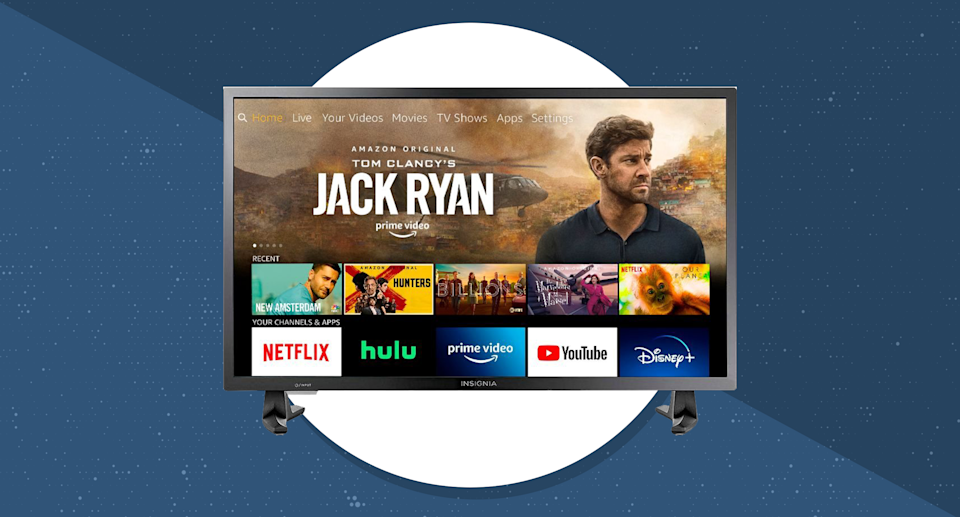 Save 24 percent on this Insignia 32-inch Fire TV Edition (NS-32DF310NA19). (Photo: Insignia)