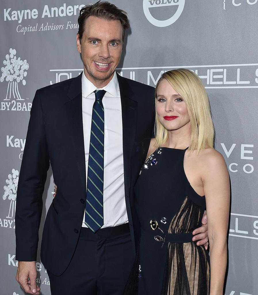 Dax Shepard dumped Kristen Bell once for another woman