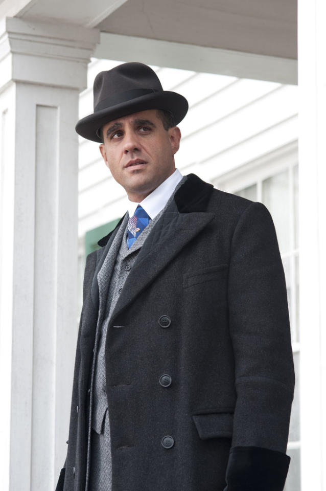 "Bobby Cannavale stars as Gyp Rosetti in Season 3 of ""Boardwalk Empire"" on HBO."