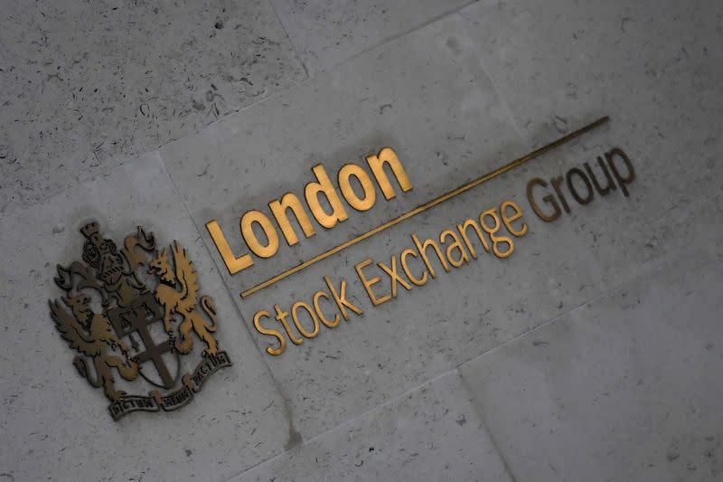 London stocks slide as recession worries grow